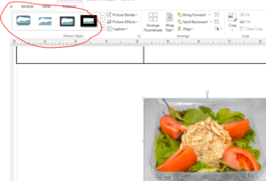 How To Use Microsoft Publisher to Create A Restaurant Menu 13