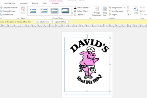 How To Use Microsoft Publisher to Create A Restaurant Menu 6