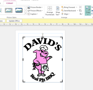 How To Use Microsoft Publisher to Create A Restaurant Menu 7